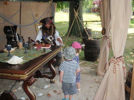 Château des Aventuriers : Jack Sparrow Monday!