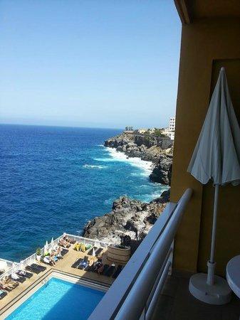 Atlantic Holiday Hotel: Udsigt