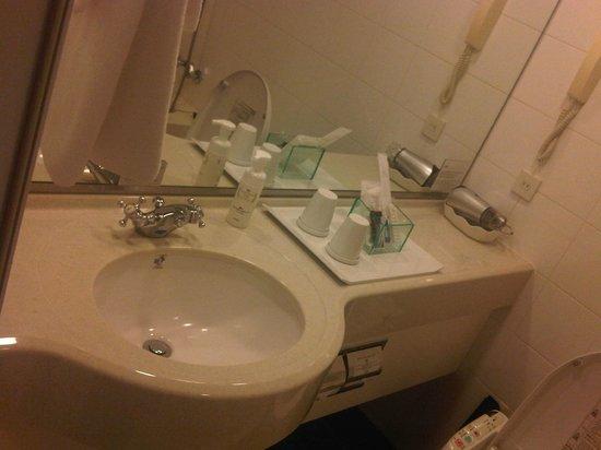 Hotel Villa Fontaine Roppongi: Sink