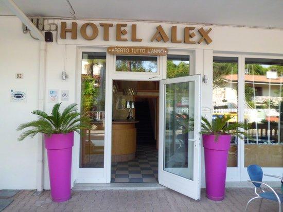Hotel Alex: Sehr einladent !