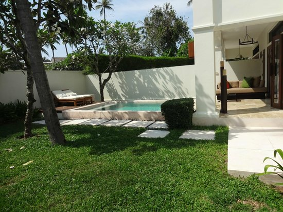 SALA Samui Choengmon Beach Resort: Garden Pool Villa