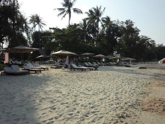 SALA Samui Resort And Spa: Strand