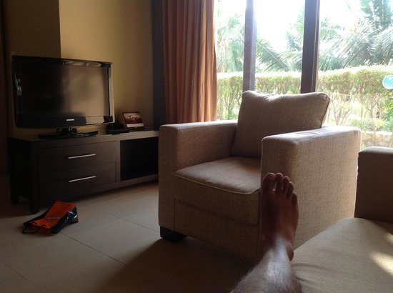 Cove Rotana Resort Ras Al Khaimah: Villa - ground floor view