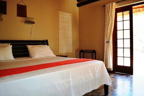 سيلونك بوش إيستايت: Bedroom with Kingsizebed