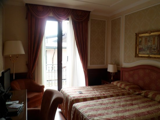 Hotel Simplon: Standard room