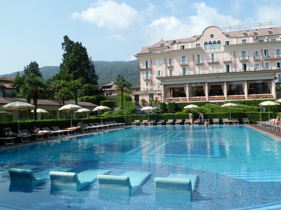 Hotel Simplon: Swimming pool