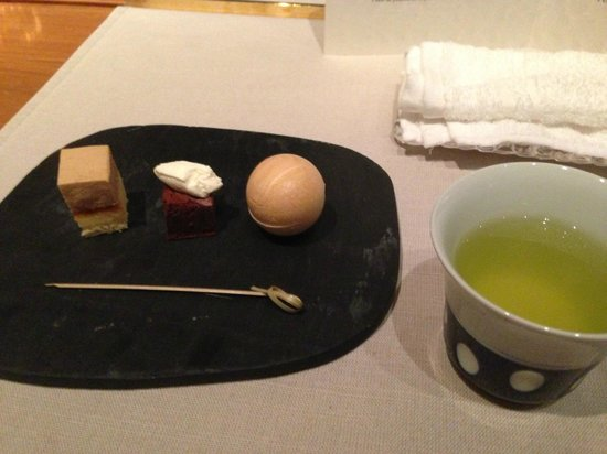 Arcana Izu: dinner