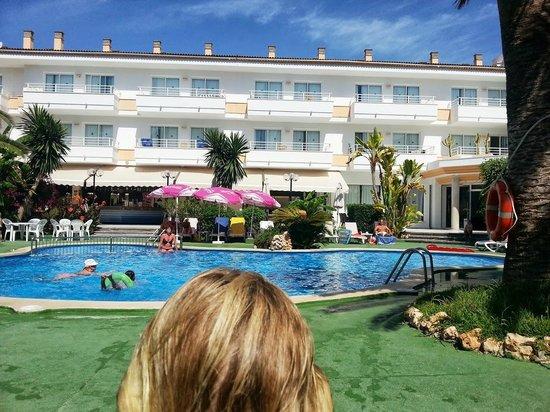 Aparthotel Maracaibo: Pool