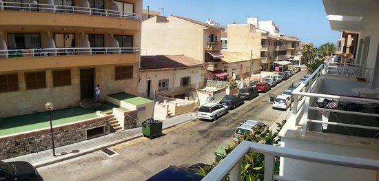 Aparthotel Maracaibo: Street