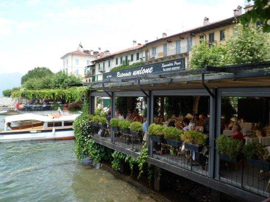 Ristorante Unione : Front of restaurant