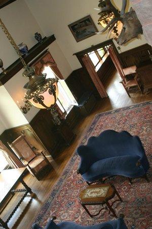 Redstone Castle: Parlor
