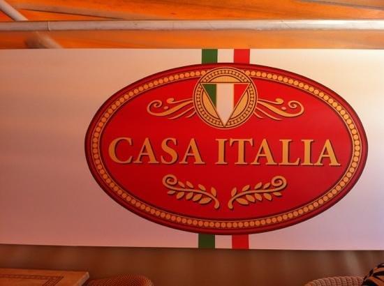 Casa Italia : vera casa d'italia !