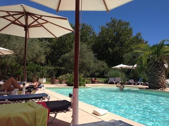 Best Western Golf Hotel : la piscine de l hôtel