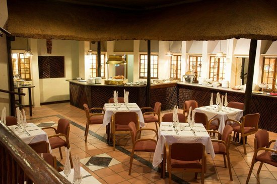 Premier Hotel King David: Restaurant
