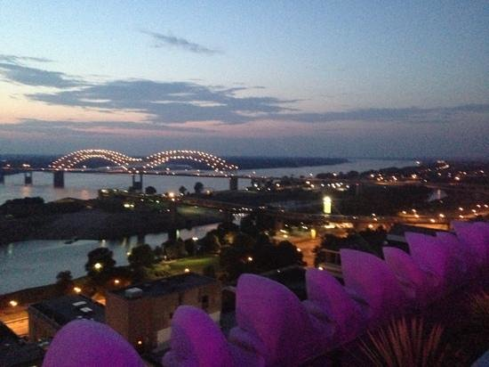 Twilight Sky Terrace: the View from Twilight