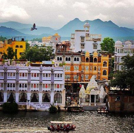 Mewar Haveli, hôtels à Udaipur