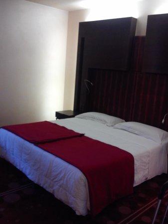 Art Hotel Navigli : le lit