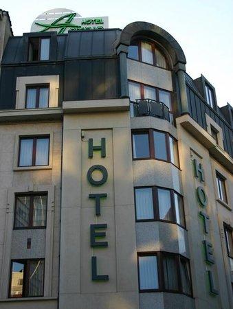 """Astrid Centre Hotel Brussels: Außenansicht des """"Astrid"""""""