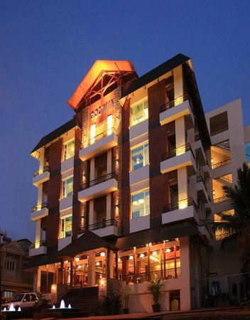 Photo of Godwin Hotel Candolim