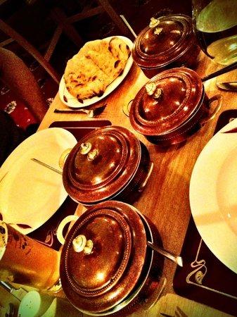 Spice Merchants: dinner is served!