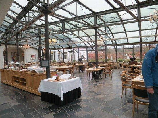 Sandton Chateau De Raay: Ресторан