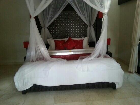 Villa Harmony: big beds