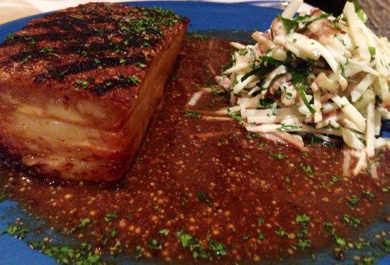 Pickled Pig: Swimming pig...