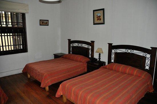 Hostal Buena Vista: Chambre au premier étage