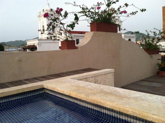 La Casa del Farol Hotel Boutique: Pool