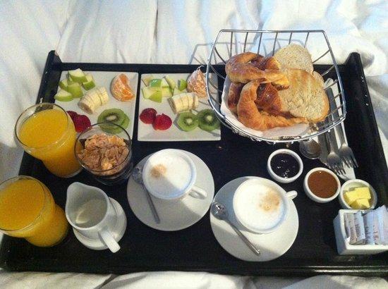 Own Palermo Hollywood: desayuno fantastico