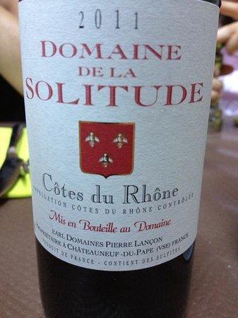 Le Bec à vin : À goûter...avec modération!