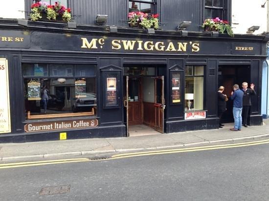 McSwiggans: McSwiggan's