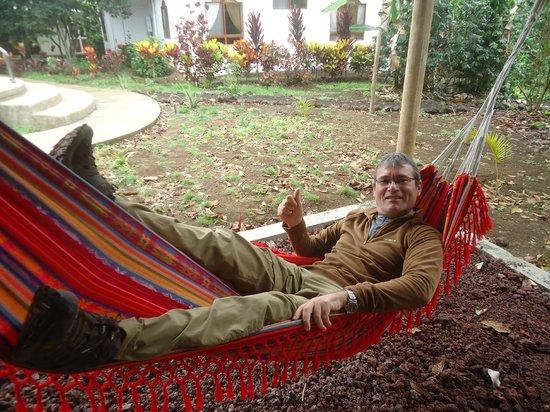 Twin Lodge Galapagos: Paz y tranquilidad