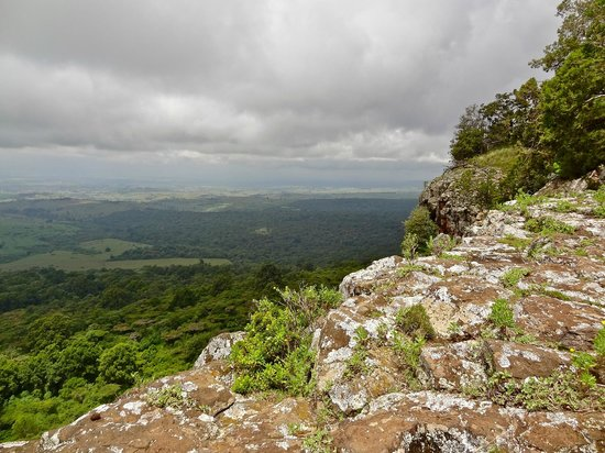 Mount Elgon National Park: From Endebess Bluff