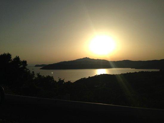 Hotel Stella Maris : tramonti magnifici