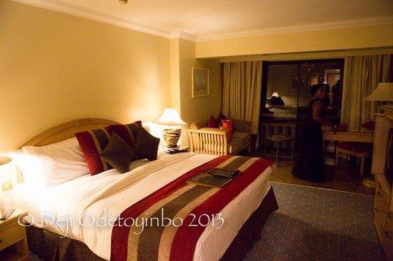 InterContinental Nairobi: Room