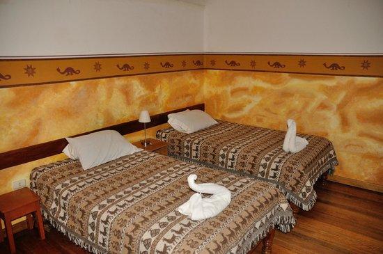 Hosteria & Spa Tradicion Colca: Chambre