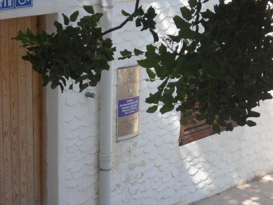 Iglesia Es Cubells: biblioteca