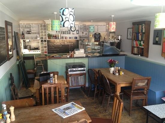 The Common Room Cafe/Restaurant: common room cafe