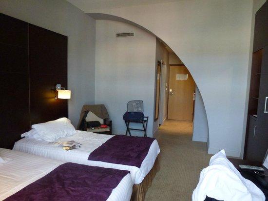 Chambre Privilege Twin Photo De Abbaye Des Capucins Spa Resort