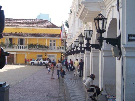 Hotel Bahia: centro historico