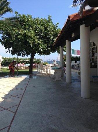 Pantarei pool and Beach