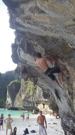 Spidermonkey Climbing : Giving it a try after Book, Thanks Book