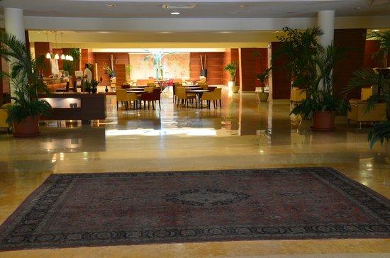 Hotel Siena degli Ulivi: Lobby area