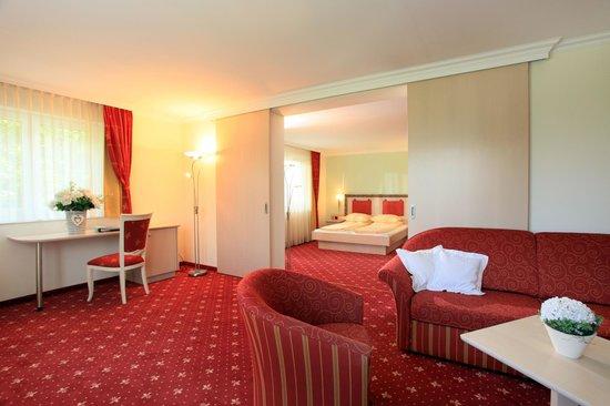 Hotel Glockenstuhl: Suite