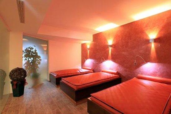 Hotel Glockenstuhl: Ruheraum
