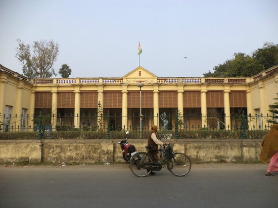 Hooghly, India: The museum building