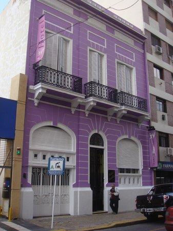 Sevilla Home Hotel : exterior