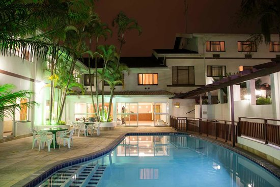 Splendid Inn Pinetown : Swimming Pool