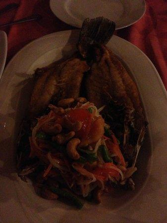 Samui Tonggad Resort: dinner